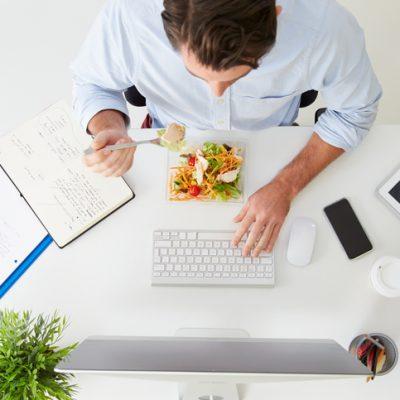 Manger sans gluten au bureau : 5 astuces à connaître