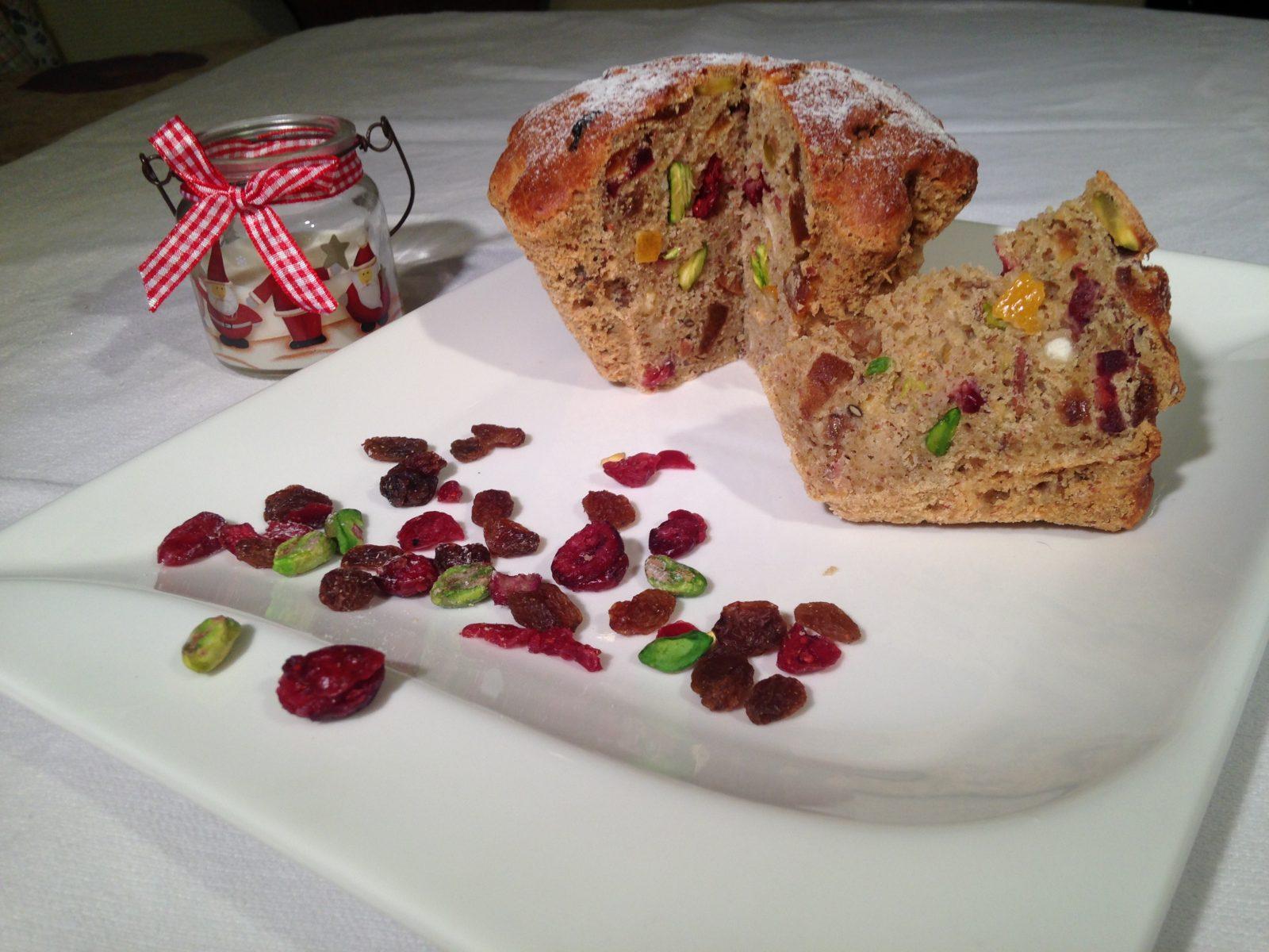 Recette Sans Gluten : Brioches de Noël