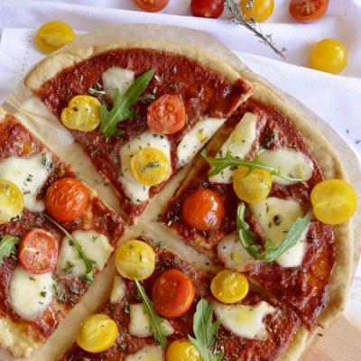 La pizza Napolitaine sans gluten