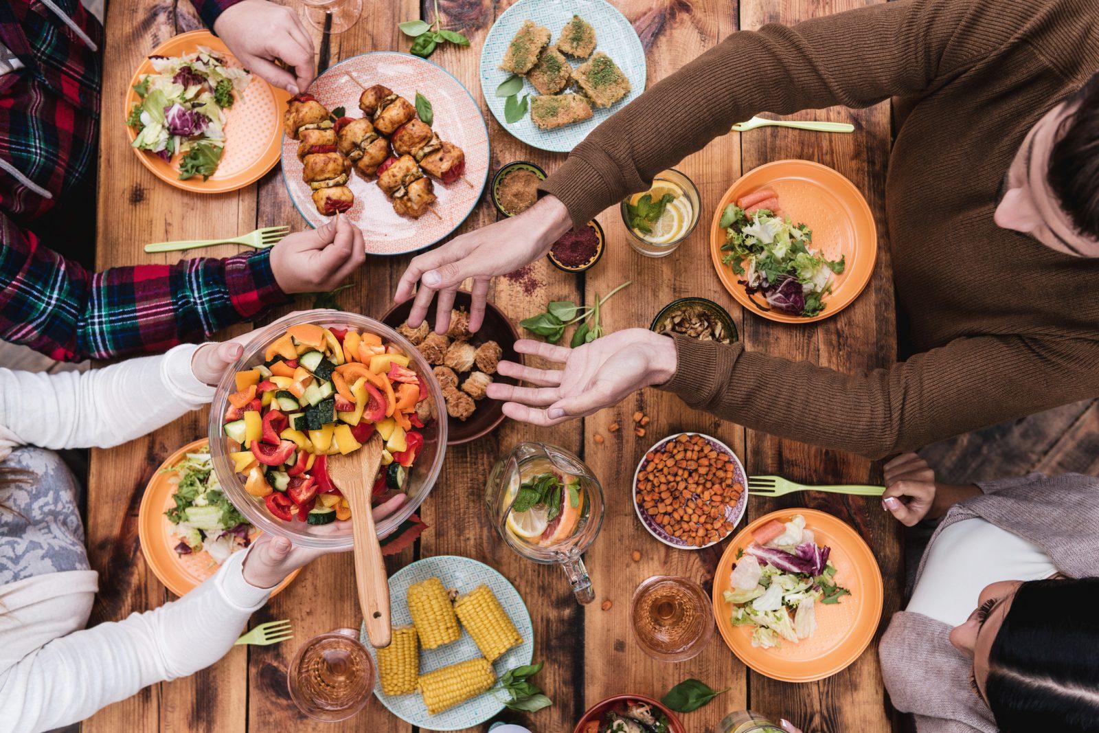 Etre socialement épanoui en suivant un régime sans gluten