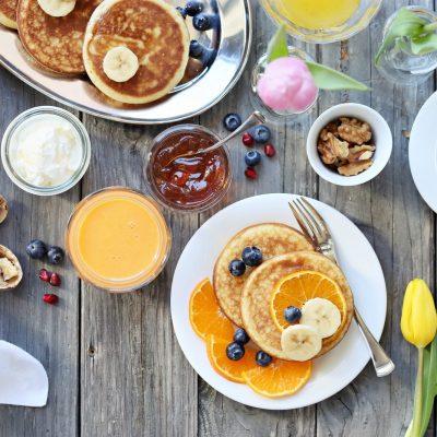 5 idées faciles pour un brunch sans gluten