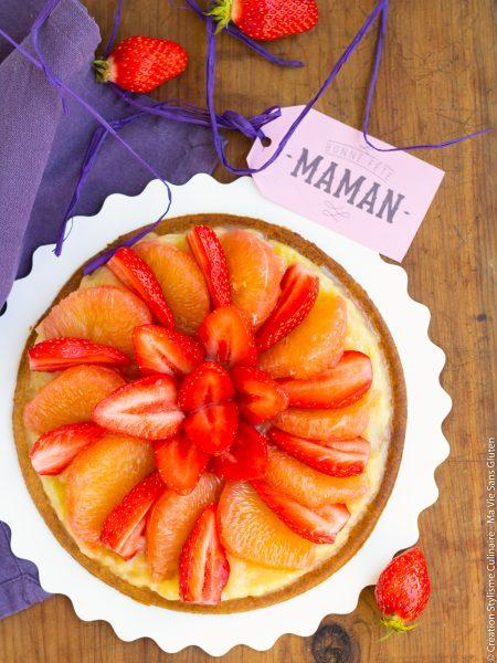 tarte fraise pamplemousse-4