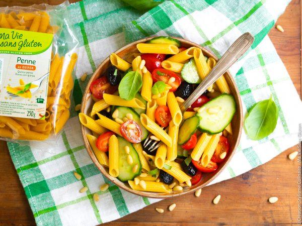 salade grecque de penne au quinoa-12