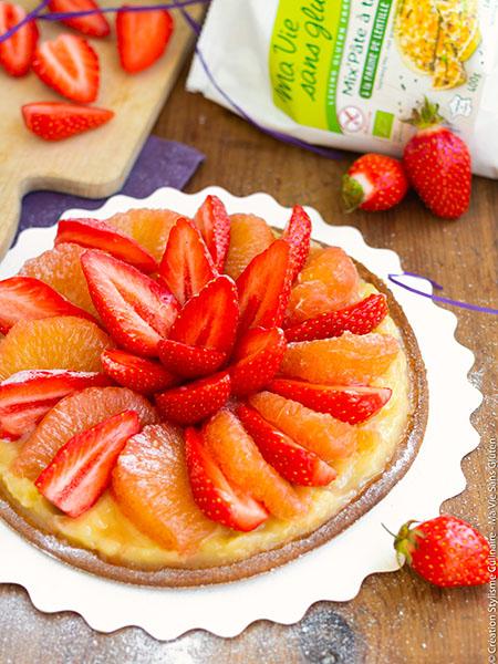 tarte_fraise_pamplemousse_sans_gluten