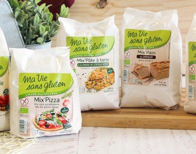 Les mix Ma Vie Sans Gluten : focus sur nos 6 préparations qui vous simplifient la vie au quotidien