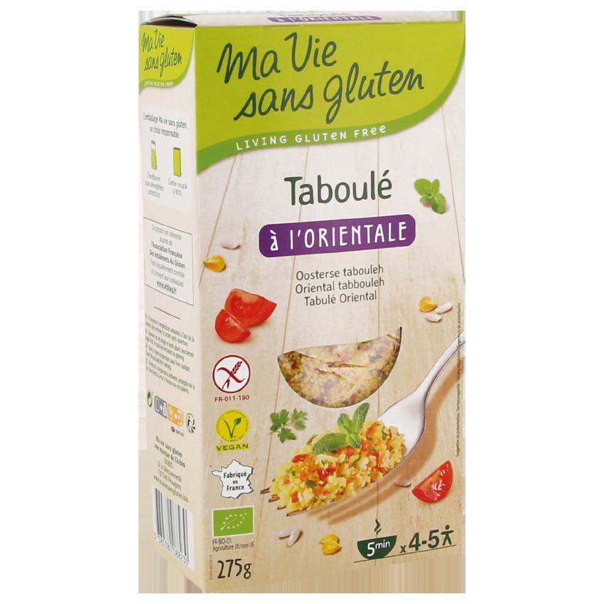 Ma vie sans gluten - Taboulé - 275g