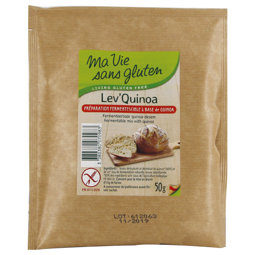 Lev-Quinoa-50g