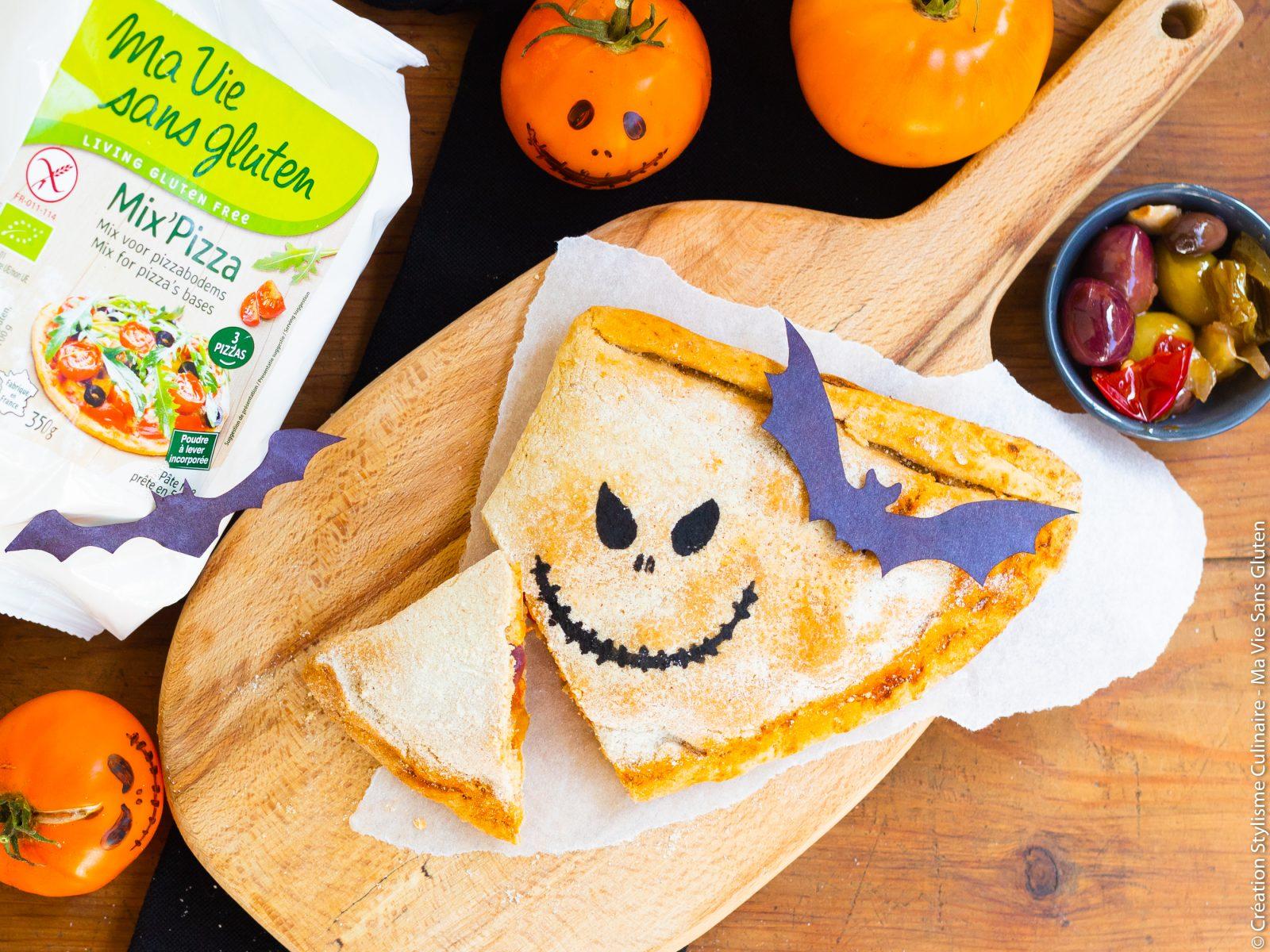 calzone sans gluten halloween-5