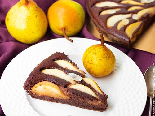 Tarte_poire_chocolat