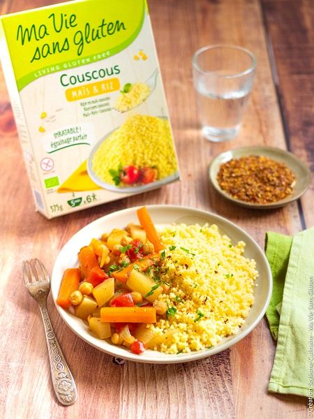 couscous vegetarien toutes saisons